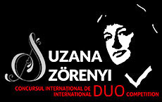 "Concursul International de Duo ""Suzana Szörenyi"""